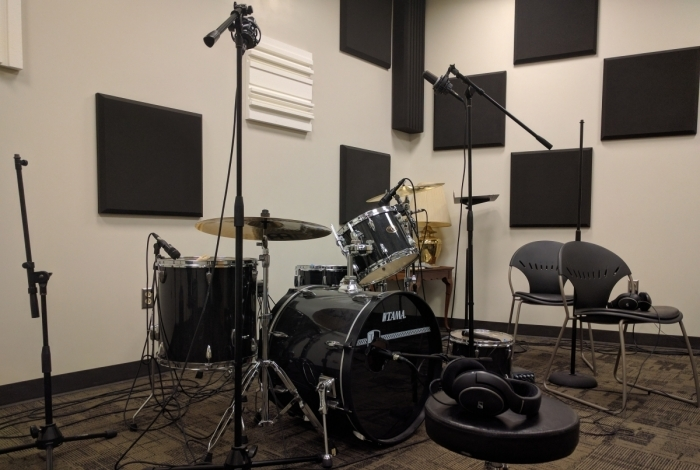 Mount Vernon Campus Recording Studio