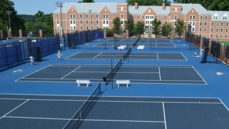 Mount Vernon Campus Tennis Courts