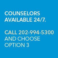 Counseling Center Helpline