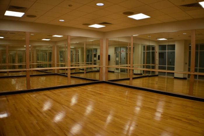 Dance Studio Mount Vernon Campus The George Washington
